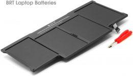 Batterie pour Ordinateur Portable BRTONG pour MacBook Air 13 Pouces A1377 A1466 A1405