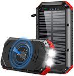 ORITO Batterie Externe 30000mAh 6 Ports USB QC3.0